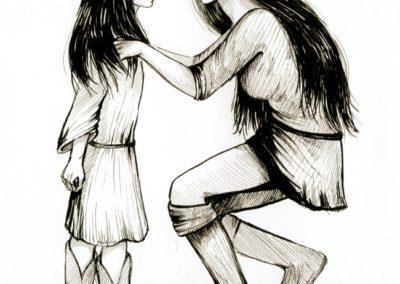 Hladová přání ilustrace #1