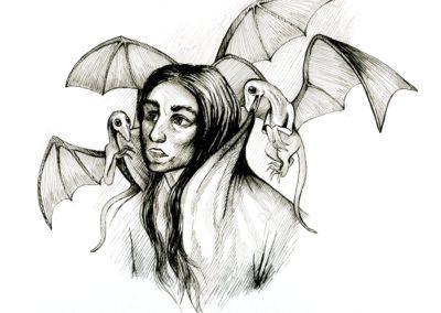 Hladová přání ilustrace #2
